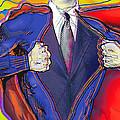 Super Dad by Tony Rubino