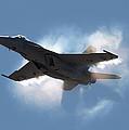 Super Hornet Shockwave by John Daly