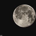 Super Moon by Bruce Nikle