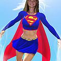 Super Nina by Allan  Hughes