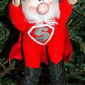 Super Santa by Georgette Grossman