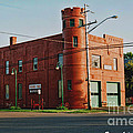Superior Fire House by Tommy Anderson