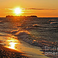 Superior Sunset by Ann Horn