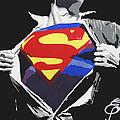 Superman by Erik Pinto