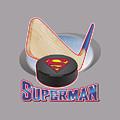 Superman - Hockey Stick by Brand A