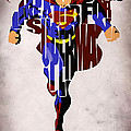 Superman - Man Of Steel by Ayse Deniz