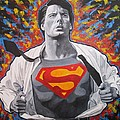 Superman  by Patrick Killian