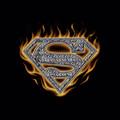 Superman - Steel Fire Shield by Brand A