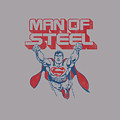 Superman - Steel Retro by Brand A