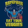 Superman - Veggie Power by Brand A