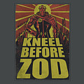 Superman - Zod Poster by Brand A