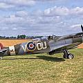 Supermarine Spitfire T9 by Paul Gulliver