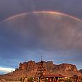 Superstition Rainbow  by Saija  Lehtonen
