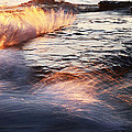Surf On Fire-1 by Steve Somerville