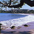 Surf On The Beach, Mauna Kea, Hawaii by Panoramic Images