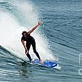Surfer 1 by Ben Yassa
