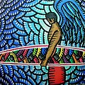 Surfer Angel 2009 by Marconi Calindas