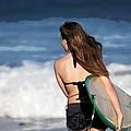 Surfer Girl by Michelle Wiarda