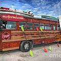 Surferbus by David B Kawchak Custom Classic Photography