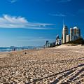 Surfers Beach by Darren Burton