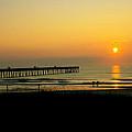 Surfers Sunrise by Susan McMenamin