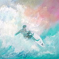 Surfin' by Mary Kay Holladay