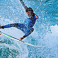 Surfing 2 by Ben Graham