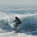 Surfing In The Sun by Donna Blackhall