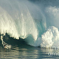Surfing Jaws 1 by Bob Christopher