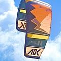 Surfing Kite by Tara Potts