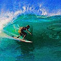 Surfs Up by James Temple
