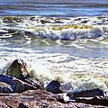 Surfside Jetty by Savannah Gibbs