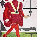 Surgeon, 14th Century by Granger