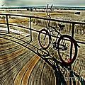 Surreal Boardwalk  by Tom Gari Gallery-Three-Photography