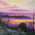 Surreal Desert II by Jody Poehl