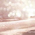 Surreal Dreamy South Carolina Ocean Beach Nature by Kathy Fornal