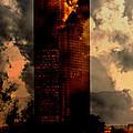 Surreal Sky Scraper by Gunter Nezhoda