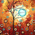 Surrounded By Love By Madart by Megan Duncanson