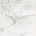 Survey Of The Santa Cruz River by Natural History Museum, London/science Photo Library