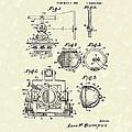 Surveying Instrument 1933 Patent Art by Prior Art Design