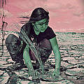 Surviving The Fallout by Absinthe Art By Michelle LeAnn Scott