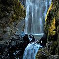 Susan Creek Falls Series 12 by Teri Schuster