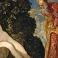 Susannah And The Elders by Tintoretto