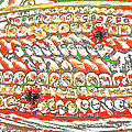Sushi In Abstract by Audreen Gieger