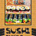 Sushi Takeout You Know You Want It Japanese Food by Beverly Claire Kaiya