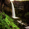 Svartifoss Waterfall, Skaftafell by Panoramic Images