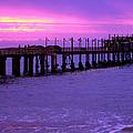 Swakopmund Pier - Namibia by Aidan Moran