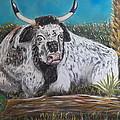 Swamp Bull by Richard Goohs