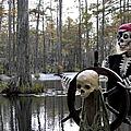 Swamp Pirate by Karen Wiles