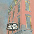 Swan Liquors by David Hinchen